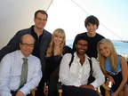 Stephen, Jack, Kristin, Hayden and Sendhil