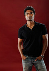 SDCC 2011 Photo Shoot Sendhil 2