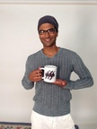 Sendhil BatB Mug Taken by Catherine Ashton