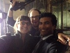 Cara Porter, Austin Basis, and Sendhil