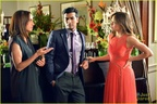 Nina Lisandrello, Sendhil, and Kristin Kreuk Season 2 Promo Pic