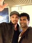 Jay Ryan and Sendhil