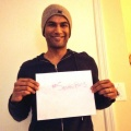 Sendhil's Shout-Out to His Fans