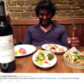 Sendhil in London May 4, 2015 - part 2